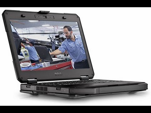 Dell Laude 14 Rugged 5414 Notebook Review