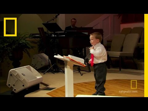 Kanon the Preacher | National Geographic