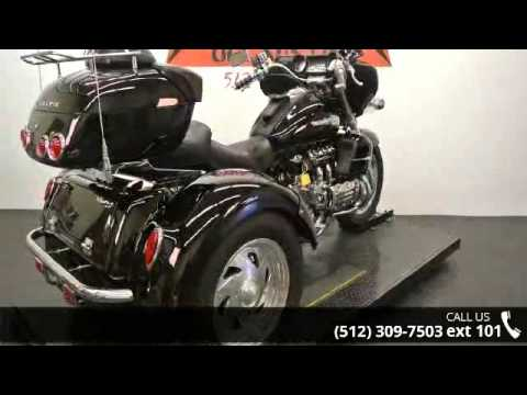 1999 Honda Valkyrie Motor Tike (GL1500) - Dream Machines...