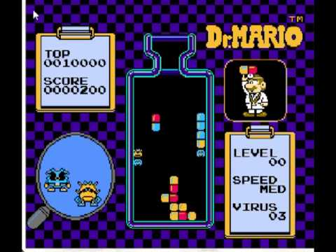 Dr Mario Family Computer Video Game for PC