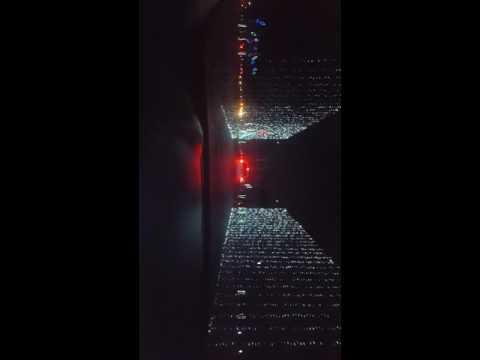 Christmas lights to music. Mobile, AL(3)