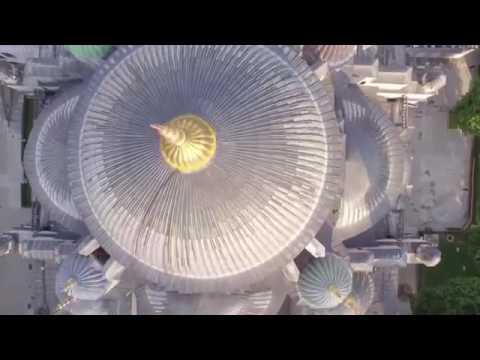 Fatih Doğan anlatımıyla Sultanahmet Camii
