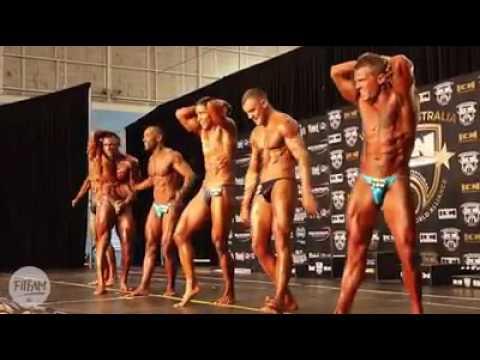 ICN Perth Classic 2017 -  Perth FitFam TV