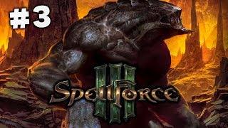 Spellforce 3 Story Gameplay Part 3 - Everlight, dungeons, legendary armor & Elven Allies Arc