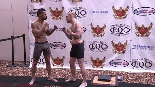 Super Fight League 46 - USA | Official Weigh-In