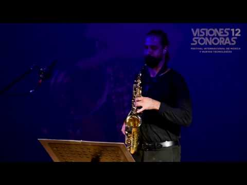 Shifting Mirrors (2016) — Horacio Vaggione — alto sax and el