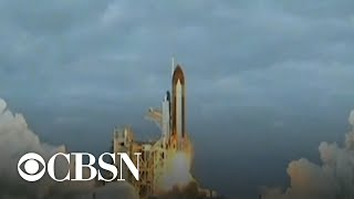 SpaceX set to launch two NASA astronauts to space station