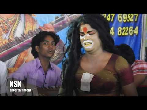 Therukoothu-தெருக்கூத்து/Part-3/கண்டகன் கார்கோடகன் சூரசம்காரம்/2018