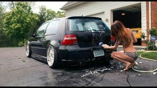ᴴᴰ VW Golf 4 Modifiye Tuning - Volkswagen Golf IV Modified Cars