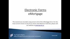 Mortgage smart form
