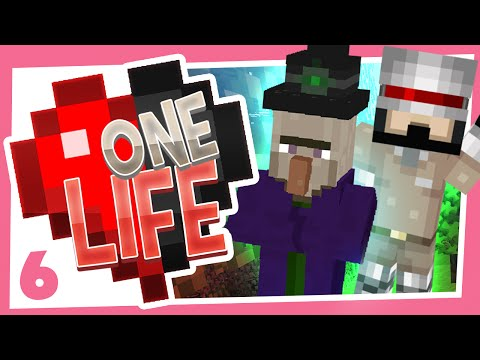 Minecraft UHC Survival! One Life - SAVE ME!