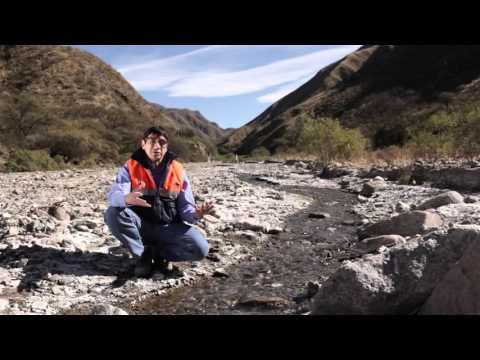 Gabriel López Vázquez, Intendente de Medio Ambiente, de Minera Alumbrera