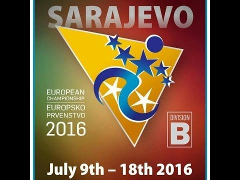 Slovenia vs Russia  - ECMB 2016