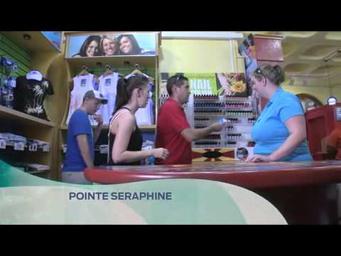 Affordable St. Lucia -- Point Seraphine by Caribbean Travel + Life
