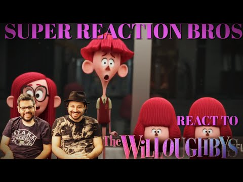 SRB Reacts to The Willoughbys | Official Trailer