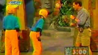 Legends of the Hidden Temple -  Pecos Bill