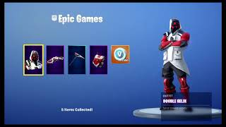 Redeeming Double Helix! ($550 Nintendo Switch Exclusive) Fortnite: Battle Royale