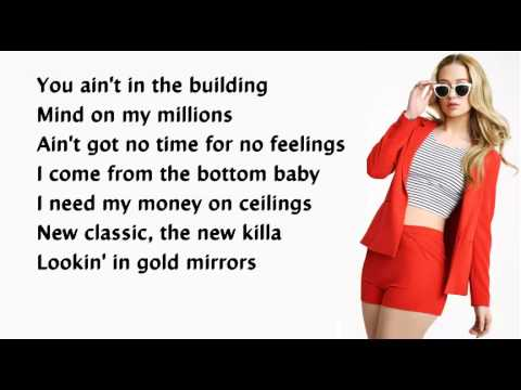 Iggy Azalea Animal Noise Freestyle Lyrics
