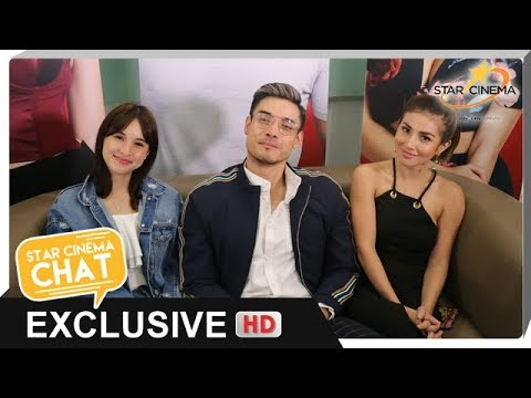 [FULL] Star Cinema Chat with Coleen Garcia, Xian Lim, Nathalie Hart