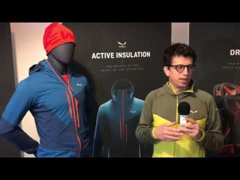 Salewa Sesvenna Alpha Jacket