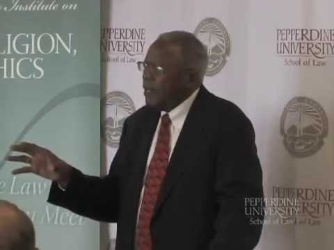 Fred Gray, acclaimed Civil Rights Attorney