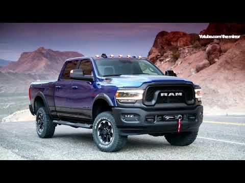 2019 Ram 2500 Power Wagon - Performance And Capability