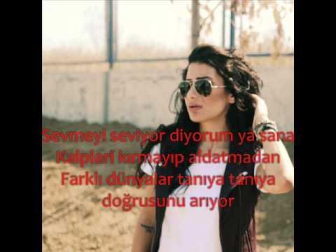 İrem Derici - Sevgi Olsun Taştan Olsun (Lyrics)