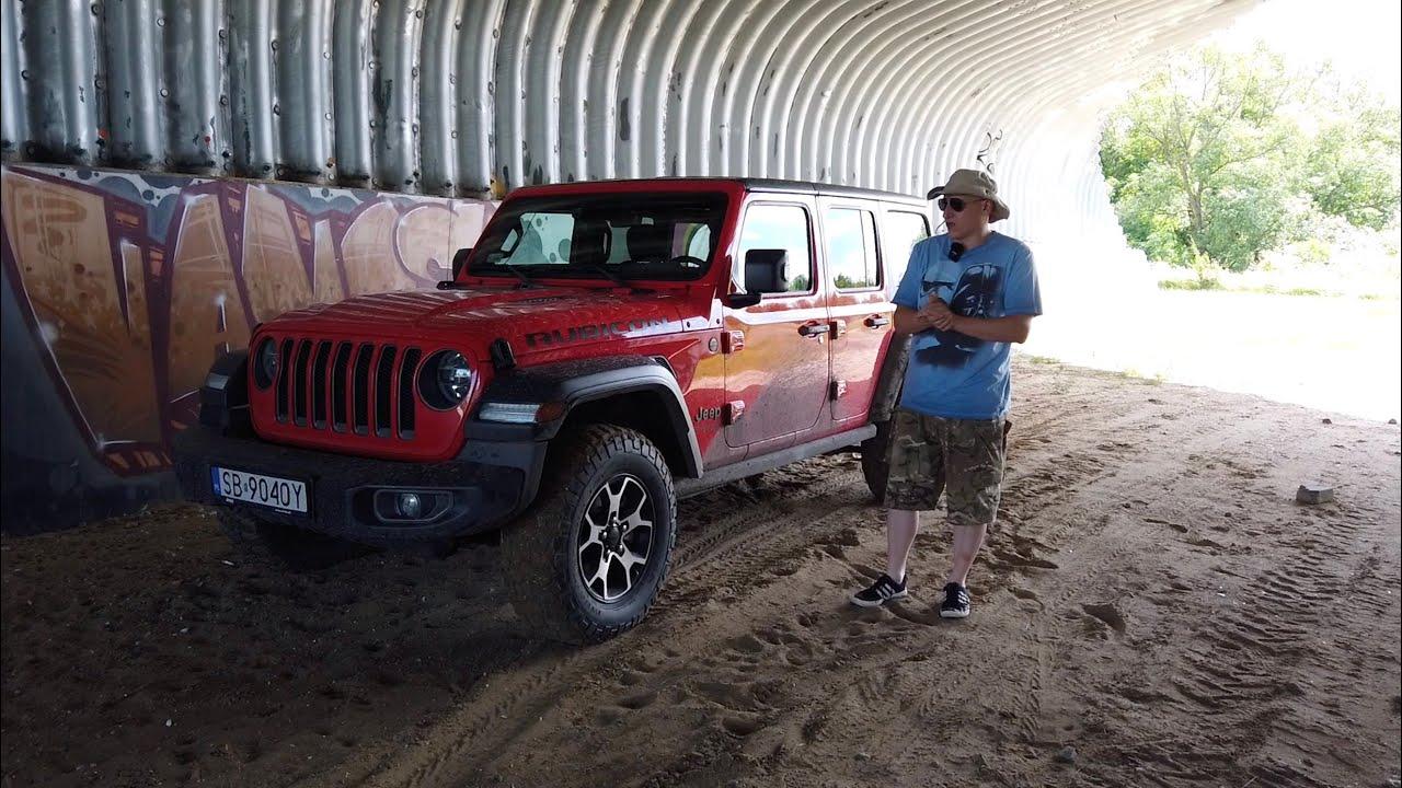 Jeep Wrangler Rubicon - ostatnia taka terenówka