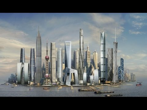 Top 10 Best skylines In The Asia 2015 [HD]