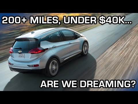 Chevy Bolt: The EV for the Rest of Us - Autoline After Hours 316