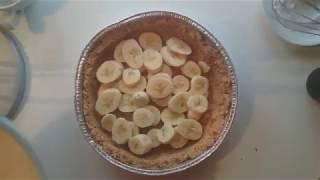 Банановый пирог за 30 минут! Простой, быстрый, вкусный!
