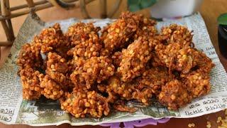 আস্ত ডালের মচমচে পিঁয়াজু রেসিপি/পিঁয়াজু রেসিপি/রমজান রেসিপি ২০১৮/Bangladeshi piyaju Recipe
