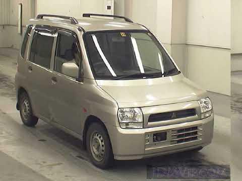 1999 MITSUBISHI TOPPO BJ M H47A