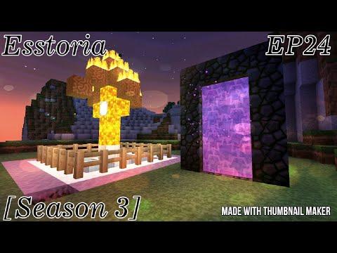 A Shadow Knight | Esstoria [Season 3] EP24 Minecraft RolePlay
