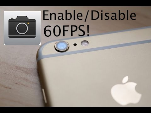 how to undisable an iphone 4 how to enable disable 60fps on the iphone 6 amp 6 plus 19189