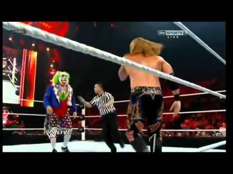 Heath Slater vs Doink The Clown - RAW 2/7/2012 thumbnail