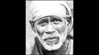 Sai Sajda By Hamsar Hayat : Audio with magical photo of Shirdi Sai Baba : Aman Azad