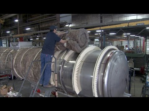 Chemical Tank Trailers | How It's Made