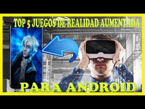 Top 5 Juegos De Realidad Aumentada Para Android/2019