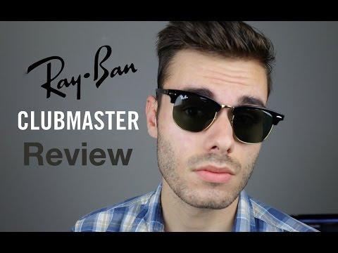 ray ban clubmaster schwarz 51