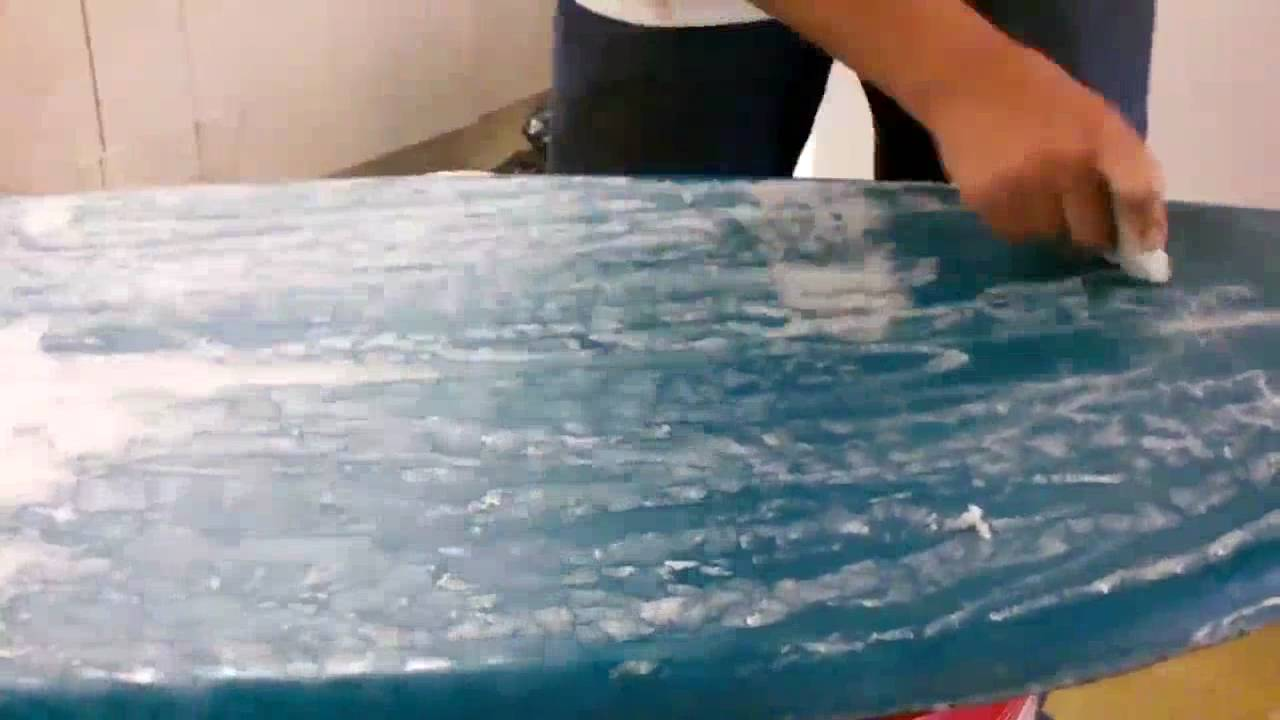 How To Wax A Skim Board