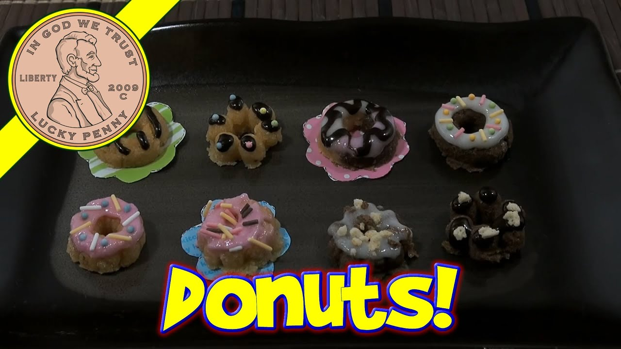 kracie popin cookin donut instructions