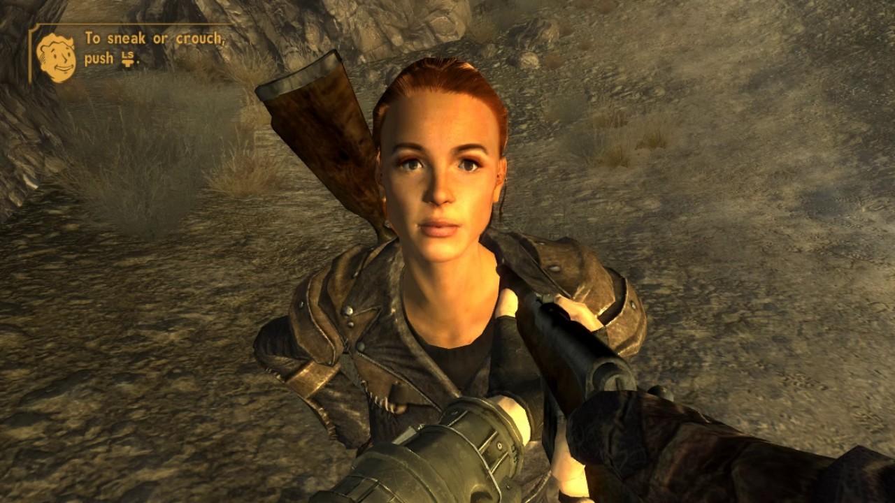 Fallout new vegas sexy