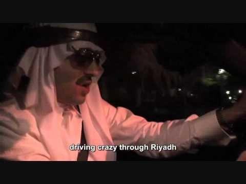 Saudis in Audis (with Lyrics)