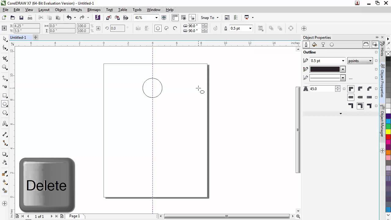 Hidden layers printing when printing pdf's produced by corel draw.