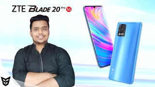 ZTE Blade 20 Pro 5G Launched! Official Specifications | Price & India Launch Date |SufiyanTechnology