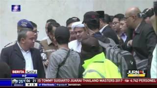 Rizieq Shihab Jalani Pemeriksaan di Polda Jabar Hari Ini