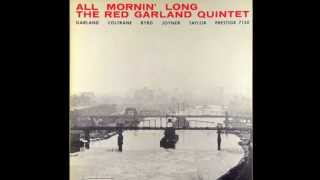 Red Garland Quintet -  They Can