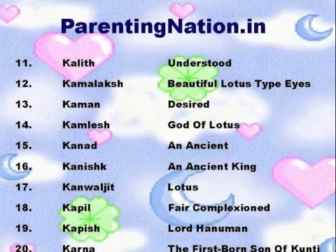 11+ Meen rashi baby boy names in gujarati pdf information