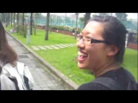 Dan and Friends in Taiwan - Xindian/Danshui/Sandiaoling